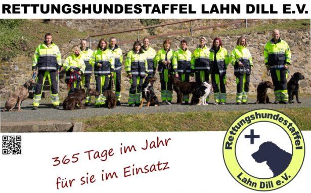 Staffel-Plakat